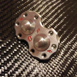Заправочный клапан двойной